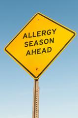 Allergy Season Ahead