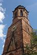 canvas print picture - Stiftskirche in Landau