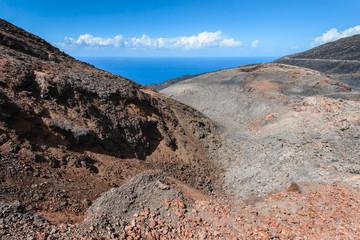 Teneguia volcano, La Palma (Spain)