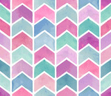 Seamless watercolor pattern.