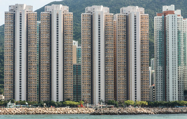 Hong Kong housing