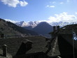 Obrazy na płótnie, fototapety, zdjęcia, fotoobrazy drukowane : View of snowed mountaintops from Metsovo Epirus Greece