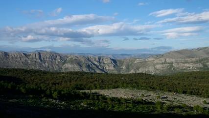 Dubrovnik Berge vid 02