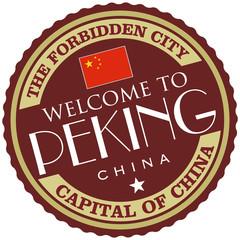 peking label