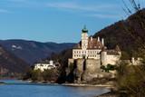 Fototapeta Österreich, Niederösterreich, Schloss Schönbühel