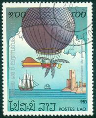 200 anniversary of flight in a balloon