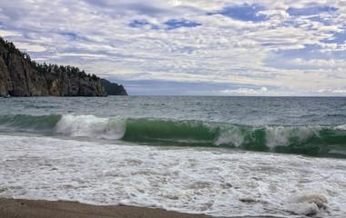Lake Baikal Wave