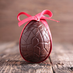 chocolate easter egg
