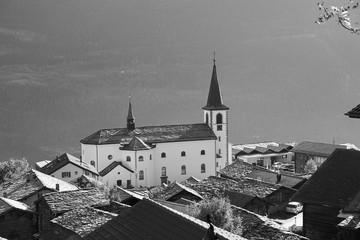 Kirche Ausserberg