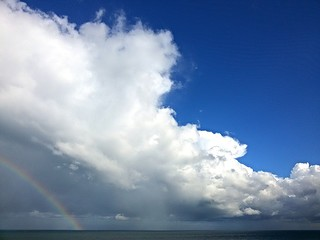 Arcobaleno mare