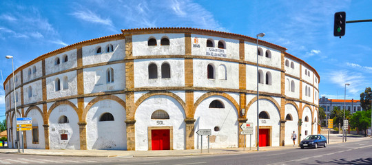Cáceres bullring, spanish traditions, Spain