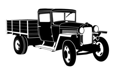 Soviet army 1,5 ton truck