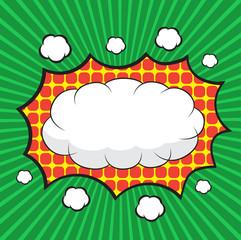 lank comic speech bubbles design for comic background