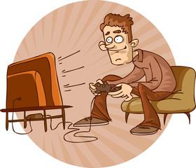 Videogiocatore