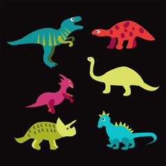 Dinosaurs - Illustration