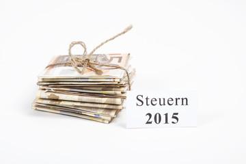 steuern 2015