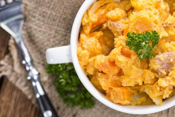 Homemade Carrot Stew