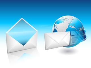 E-mails world