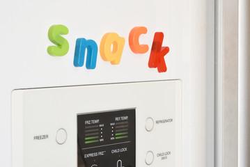 Fridge Magnets - Snack
