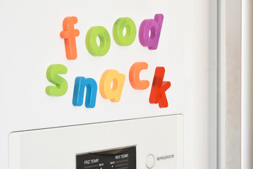 Fridge Magnets - Food & Snack