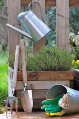 accessoires de jardin