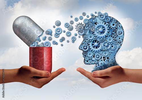 Brain Mredicine - 74382564
