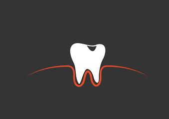 vector of Tooth