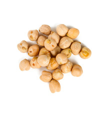 chickpea isolated