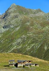 Bielerhöhe - Alpen