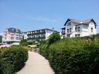 Kärnten, Entlang der Promenade