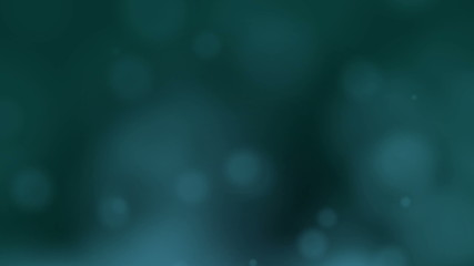 Animated blurred bokeh background