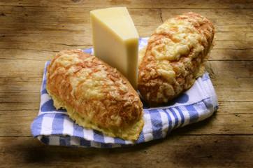 Cheese bread Pan de queso Pane al formaggio Expo Milan 2015