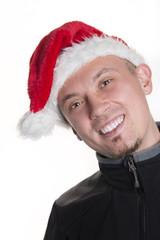 Junger Weihnachstmann