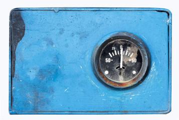 voltage box meter