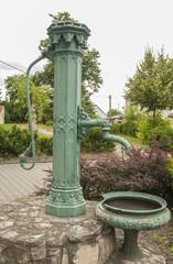 Old pump
