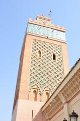 Minareto, Marocco