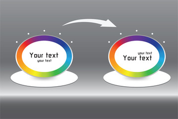 Color infographics