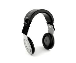 headphone isolated on white background