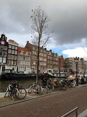 Amsterdam e i suoi canali - Olanda