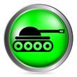 Постер, плакат: Panzer button