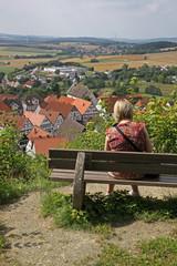 Der Grafenblick auf Schwalenberg