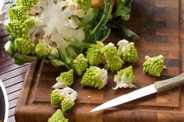Cavolfiore broccolo romano