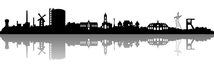 Skyline Oberhausen