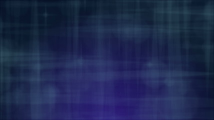 Animated blue background with stars