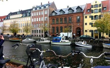Copenhagen main street