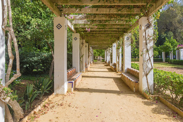 Seville - The Maria Luisa park
