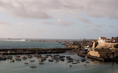 View of Sines, Portugal