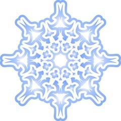 Снежинка - 11