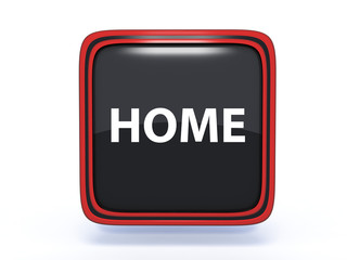 home square icon on white background