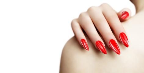 Schöne Fingernägel